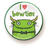 Bowties - button - fishcakes