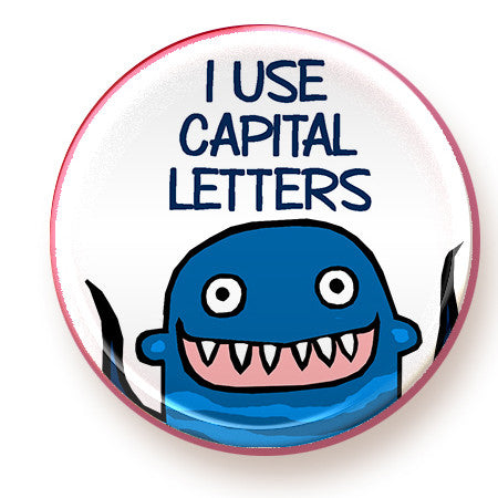 Capitals - button - fishcakes