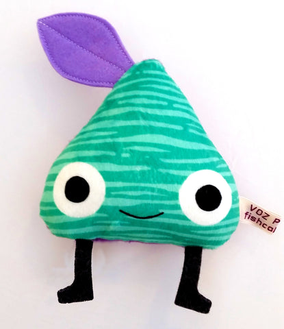 Monster Sprout Plush - fishcakes