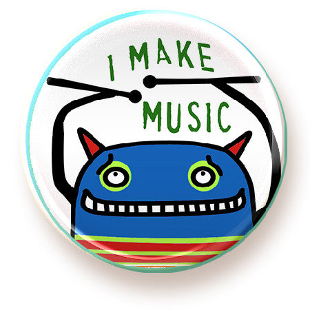 Music - magnet - fishcakes
