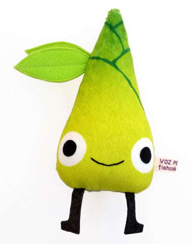 Tall Monster Sprout Plush - fishcakes