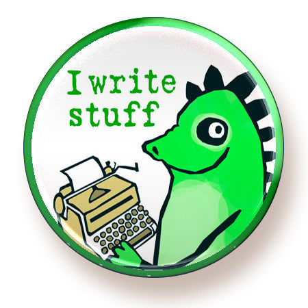 Write Stuff - button - fishcakes