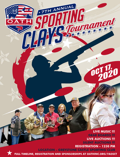7TH ANNUAL OATH SPORTING CLAYS TOURNAMENT