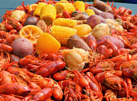 Crawfish Boil Sponsorship Package