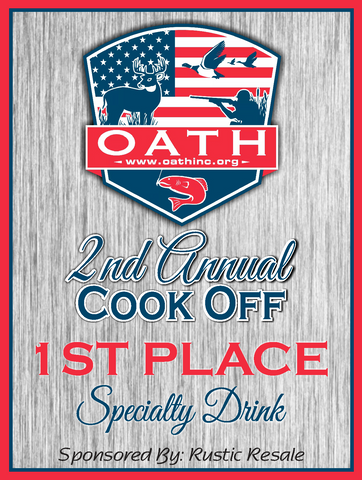 Cookoff Trophy Sponsorship