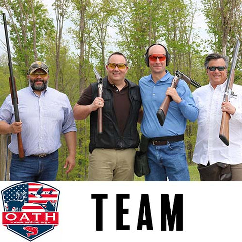 Sporting Clay Tournament Team Registration