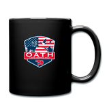 OATH Full Color Mug - black