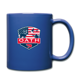 OATH Full Color Mug - royal blue