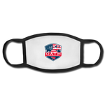 OATH Face Mask - white/black
