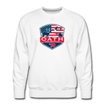 OATH Men's Premium Sweatshirt - white