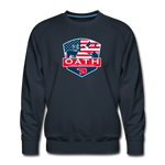 OATH Men's Premium Sweatshirt - navy