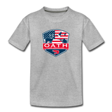 OATH Kids' Premium T-Shirt - heather gray