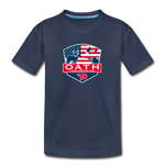 OATH Kids' Premium T-Shirt - navy