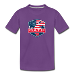 OATH Kids' Premium T-Shirt - purple