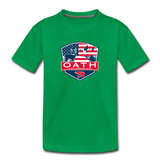 OATH Kids' Premium T-Shirt - kelly green