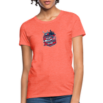 OATH CHFC Women's T-Shirt - heather coral