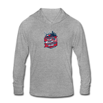 OATH CFHC Unisex Tri-Blend Hoodie Shirt - heather gray