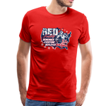 OATH RED Men's Premium T-Shirt - red