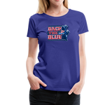 Women's Premium T-Shirt - royal blue