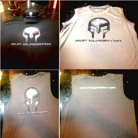 SUP Gladiator Apparel