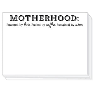 Motherhood Mini Slab Notepad