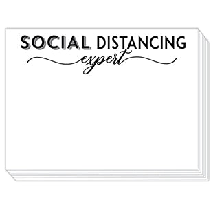 Social Distancing Expert Mini Slab