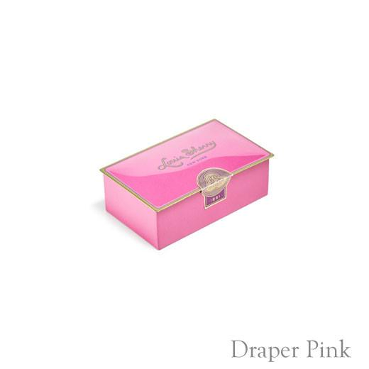 Draper Pink 2-Piece Tin of Louis-Sherry Chocolates