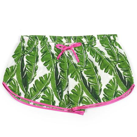 Banana Leaf Women's Boxers, Small
