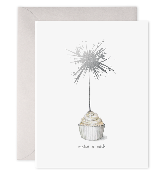 Sparkler Wish Card