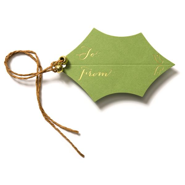 Holly Gift Tags