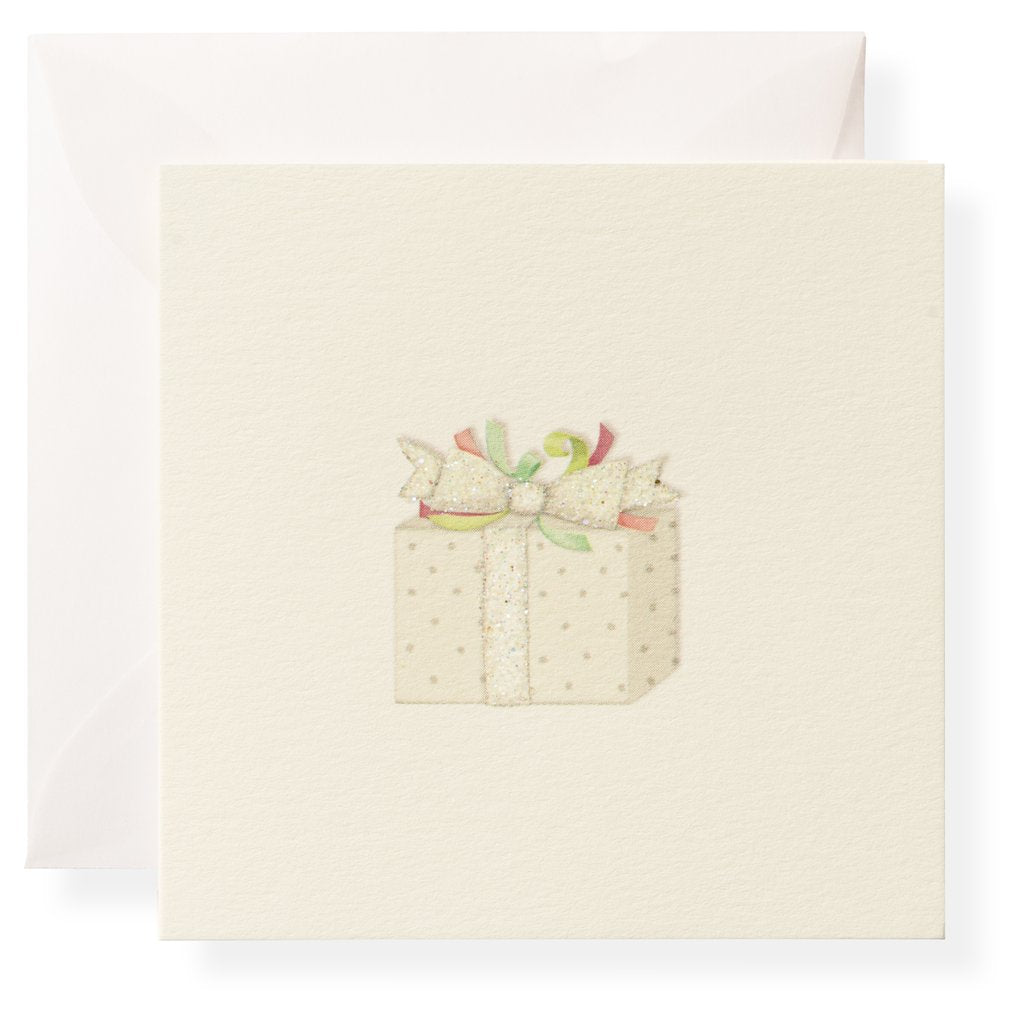 Christmas Present Enclosure Card