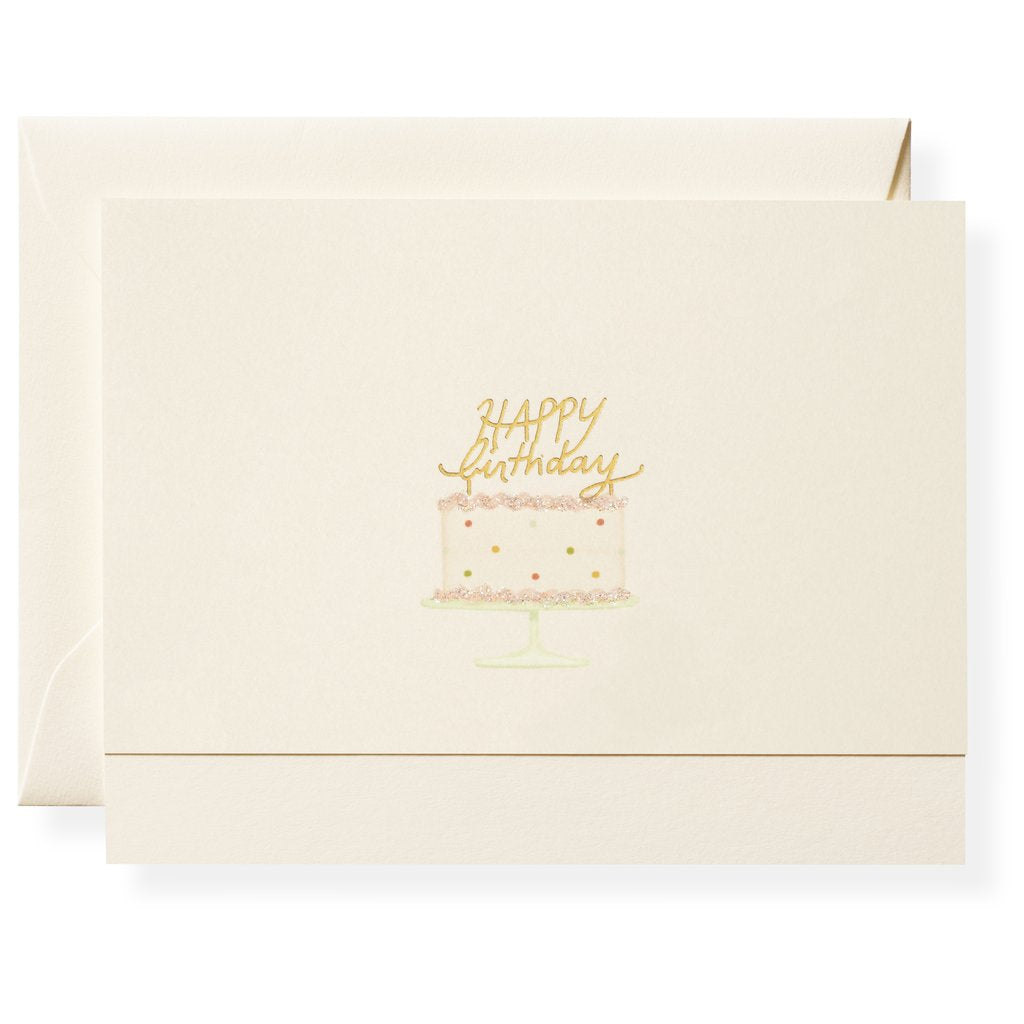 Sprinkles Birthday Notecard