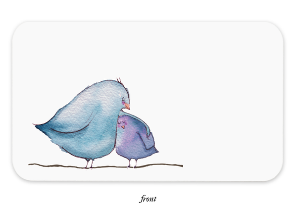Birdie Love Little Notes