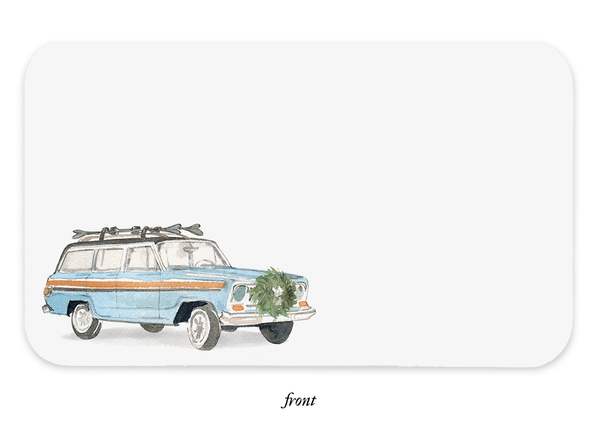 Wagoneer Little Notes