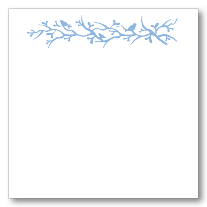 Birds on a Vine Notepad