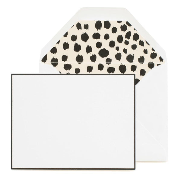 Leopard Print Notecards