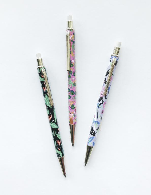 Floral Mechanical Pencils