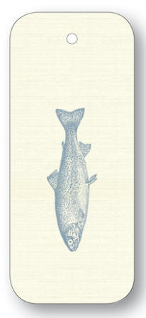 Trout Gift Tags