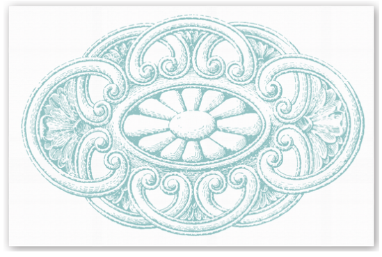Daisy Oval Placemats
