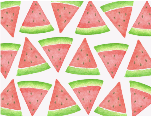 Watermelons Notecards