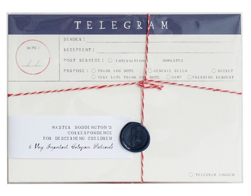 Telegram Postcards