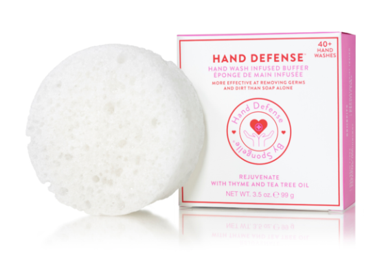Hand Defense Hand Buffer, Rejuvenate