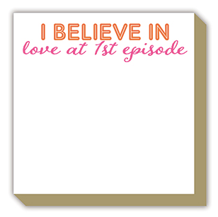 Love at 1st Episode Luxe Notepad