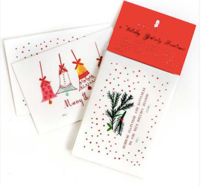 Holiday Gratuity Envelopes