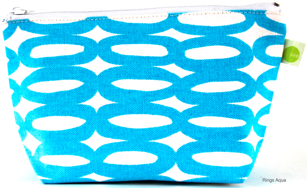 Aqua Rings Small Travel Pouch