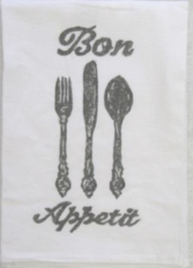 Bon Appetit Kitchen Towel