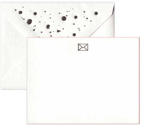 Snail Mail Notecard Set