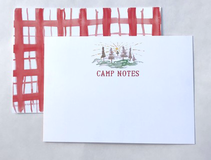 Camp Flat Notes