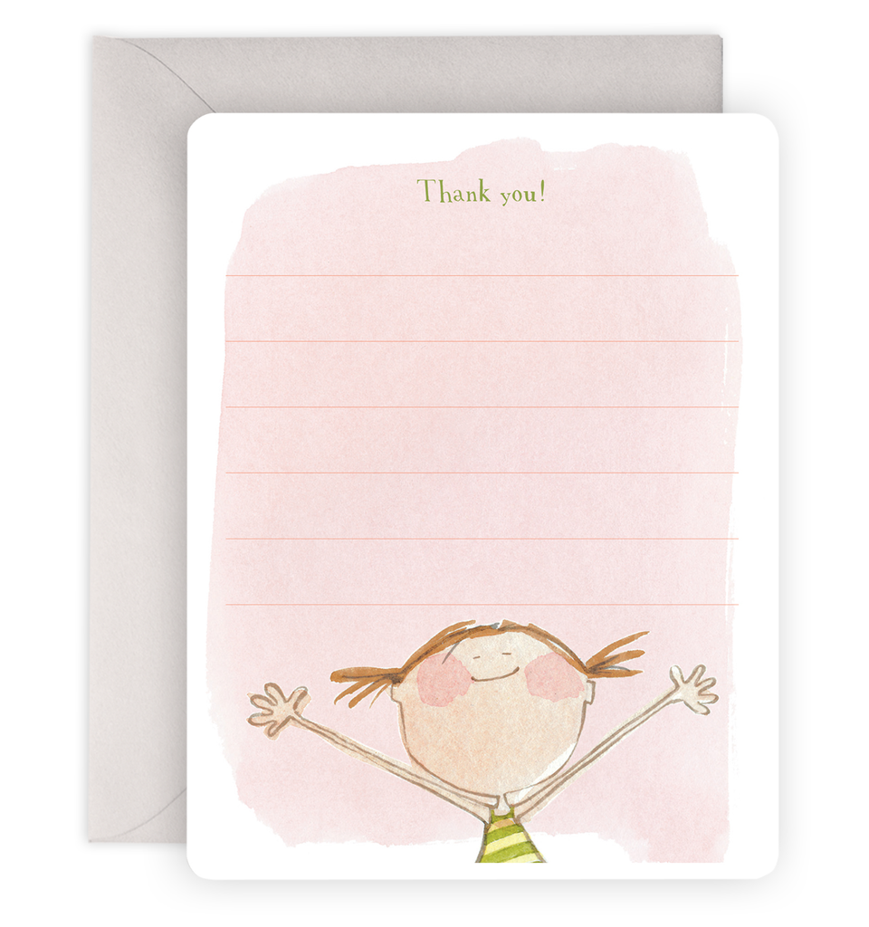 Isla Thank You Notecards