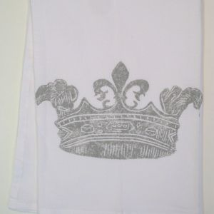 Crown Kitchen Towel